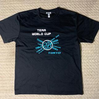 ジュウイック(JUIC)の卓球 juic チームワールドカップ2019 記念tシャツ 練習着 ユニフォーム(卓球)