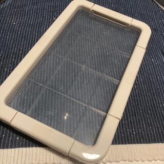 ムジルシリョウヒン(MUJI (無印良品))のスマートフォン用防水ケース・大(その他)