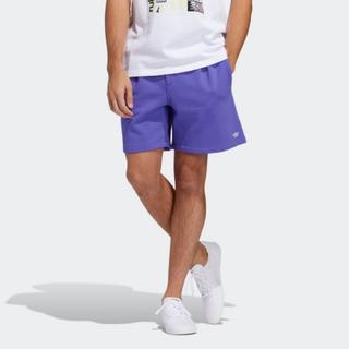 adidas - アディダス adidas ハーフパンツ パープル Lサイズ 送料込 未使用