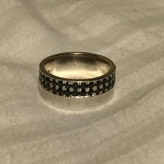 ジェムケリー定価¥16,000 SILVERリング 指輪(リング(指輪))