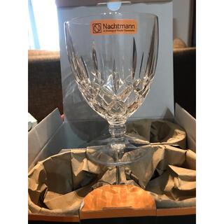 ナハトマン(Nachtmann)のヨシミ様専用★ナハトマン  ノブレス ゴブレッド トール グラス (4個入)(グラス/カップ)