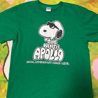 スヌーピー(SNOOPY)のロックなSNOOPYTシャツ(Tシャツ(半袖/袖なし))