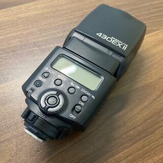 キヤノン(Canon)のCanon スピードライト430EXⅡ(ストロボ/照明)
