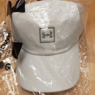 アンダーアーマー(UNDER ARMOUR)のUNDER ARMOR 帽子 新品未使用(キャップ)