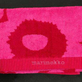 マリメッコ(marimekko)のmarimekko マリメッコ ウニッコ バスタオル(タオル/バス用品)