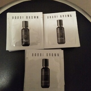 ボビイブラウン(BOBBI BROWN)のボビイブラウンインテンシブスキンセラムファンデーションサンプル(サンプル/トライアルキット)