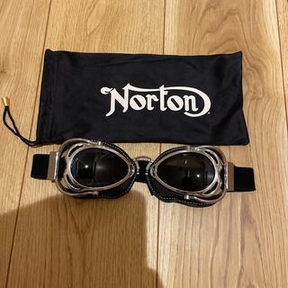 ノートン(Norton)の最終値下げ!Norton バイク ゴーグル 新品未使用 最終値下げ(装備/装具)