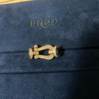 フレッド(FRED)の極美品 fred フレッド  フォース10 LM フルダイヤ 付属品完備(ブレスレット)