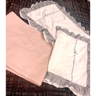 Francfranc - 枕カバー 二つ  美品