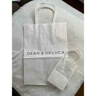 ディーンアンドデルーカ(DEAN & DELUCA)の新品 DEAN & DELUCA  紙袋 セット(ショップ袋)