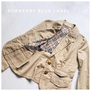 バーバリーブルーレーベル(BURBERRY BLUE LABEL)のレン様専用 バーバリーブルーレーベル ブレザー金ボタン(テーラードジャケット)