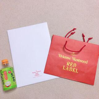 ヴィヴィアンウエストウッド(Vivienne Westwood)の新品未使用 ショップ袋+封筒 ヴィヴィアン  ウエストウッド  (ノベルティグッズ)