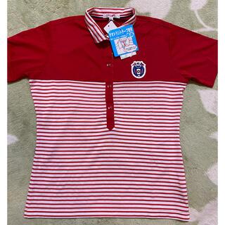 マリクレール(Marie Claire)の新品 マリクレール L ゴルフウェア ポロシャツ レディース(ウエア)