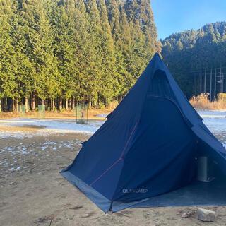スノーピーク(Snow Peak)のQuick camp tcテント ワンポールテント (テント/タープ)