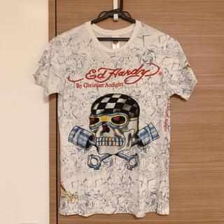エドハーディー(Ed Hardy)のEd Hardy  スカルTシャツ(Tシャツ/カットソー(半袖/袖なし))