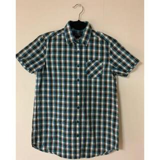 イーストボーイ(EASTBOY)のEASTBOY 半袖シャツ チェックシャツ(シャツ/ブラウス(半袖/袖なし))