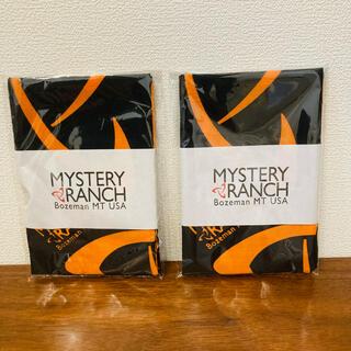 MYSTERY RANCH - Mystery ranch 手ぬぐい 新品未使用 ミステリーランチ