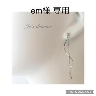 em様 専用ページ(イヤリング)