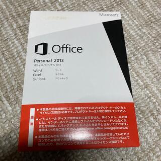 マイクロソフト(Microsoft)のMicrosoft office2013 OEM(その他)