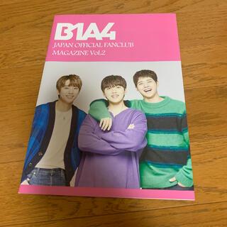 ビーワンエーフォー(B1A4)のB1A4 ファンクラブ 会員特典 会報(アイドルグッズ)