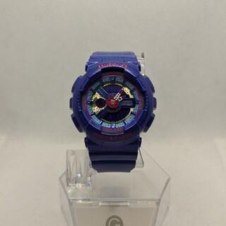 ベビージー(Baby-G)のG-SHOCK baby-G BA-112 パープル(腕時計)