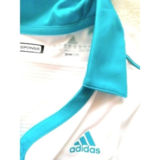 adidas アディダス ポロシャツ レディース 半袖 ランニング ヨガ (カットソー(半袖/袖なし))