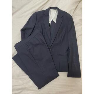 THE SUIT COMPANY - スーツセレクト セットアップ スーツ ネイビー