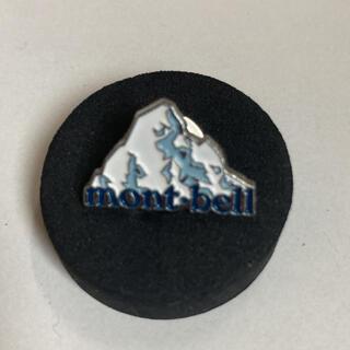 モンベル(mont bell)の【新品未使用・非売品】mont-bell モンベル ピンバッチ(その他)