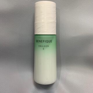 ベネフィーク(BENEFIQUE)のベネフィーク ドゥース しっとり乳液(乳液/ミルク)