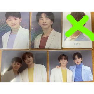 セブンティーン(SEVENTEEN)のseventeen HARE トレカセット(K-POP/アジア)