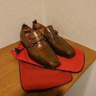 ベルルッティ(Berluti)の定価30万ベルルッティ マダムオルガ期 ダンディ 美品当たり個体 パティーヌOK(ドレス/ビジネス)