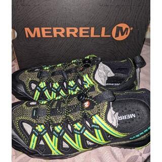メレル(MERRELL)の新品 MERRELL CHOPROCK  SHANDAL(サンダル)