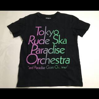 ルードギャラリー(RUDE GALLERY)のルードギャラリー×東京スカパラダイスオーケストラ コラボTシャツ サイズXS(Tシャツ/カットソー(半袖/袖なし))