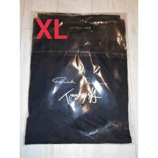 リックオウエンス(Rick Owens)の新品未使用 確実正規品 トミーキャッシュ リックオウエンス コラボTシャツXL(Tシャツ/カットソー(半袖/袖なし))