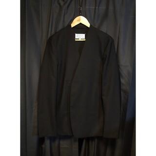 マルタンマルジェラ(Maison Martin Margiela)のMaison Margiela 19SS ノーカラーウールジャケット(ノーカラージャケット)