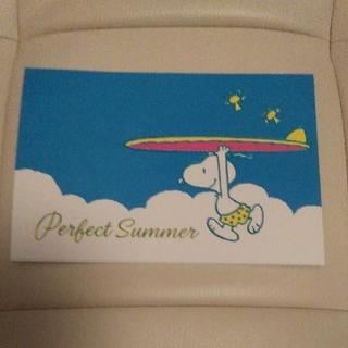 スヌーピー(SNOOPY)のスヌーピー サーフィン ポストカード3枚(写真/ポストカード)