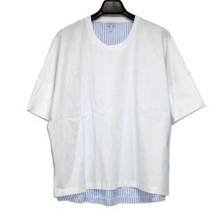 ロエベ(LOEWE)のロエベ 半袖Tシャツ サイズS レディース(Tシャツ(半袖/袖なし))