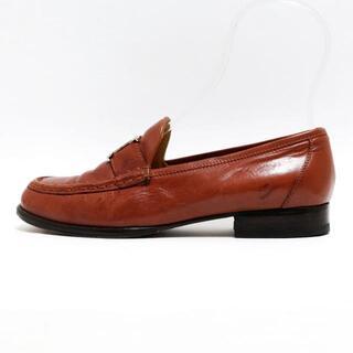 エルメス(Hermes)のエルメス ローファー EU 36 レディース -(ローファー/革靴)