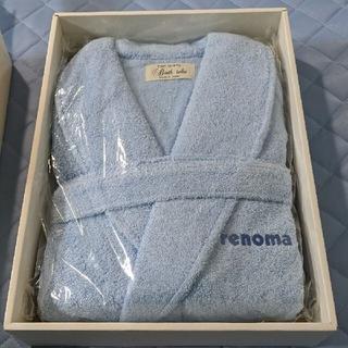 RENOMA - renoma バスローブ 水色