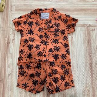 ブリーズ(BREEZE)のアロハシャツ セットアップ(甚平/浴衣)