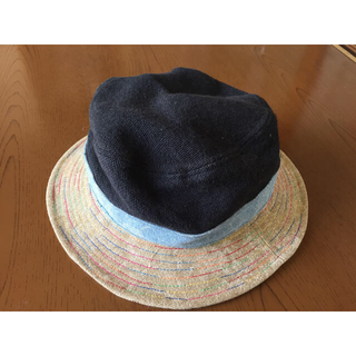 ラフ(rough)のsundae rough 帽子(ハット)