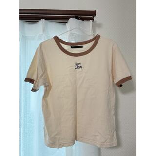 ヘザー(heather)のHeather スヌーピー 半袖 Tシャツ(Tシャツ(半袖/袖なし))