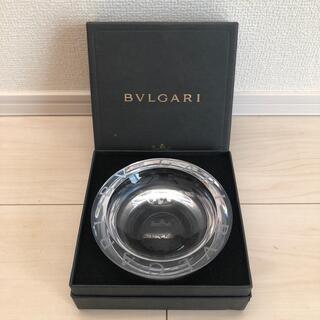 ブルガリ(BVLGARI)のブルガリ  ローゼンタール  アッシュトレイ クリスタル 灰皿 美品(灰皿)
