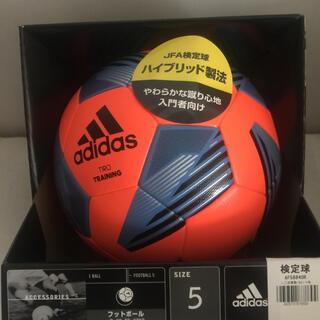 adidas - アディダス サッカー5号球 JFA検定球 ハイブリッド AF5884OR