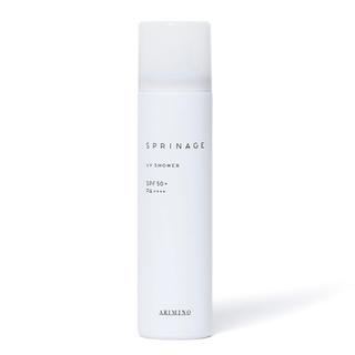 アリミノ(ARIMINO)の新品 アリミノ スプリナージュ UV シャワー UV ヘアスプレー 日焼け止め(ヘアスプレー)
