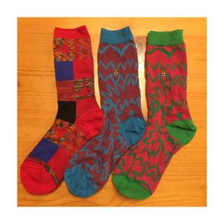 ヴィヴィアンウエストウッド(Vivienne Westwood)のVivienne Westwood靴下(その他)