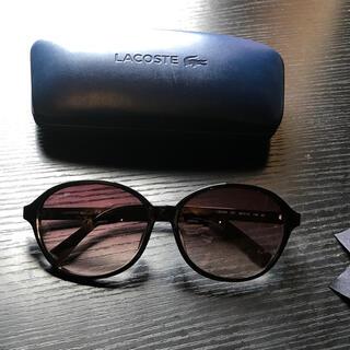 ラコステ(LACOSTE)のラコステ サングラス  LACOSTE  L856SA 001(サングラス/メガネ)