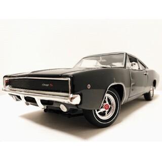 クライスラー(Chrysler)のErtlアーテル/'68 Dodgeダッジ Chargerチャージャー 1/18(ミニカー)