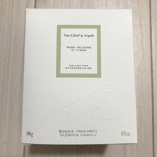 ヴァンクリーフアンドアーペル(Van Cleef & Arpels)のヴァンクリ キャンドル 非売品(キャンドル)