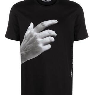 ニールバレット(NEIL BARRETT)の正規 定価3.4万 21SS Neil Barrett ニールバレット Tシャツ(Tシャツ/カットソー(半袖/袖なし))